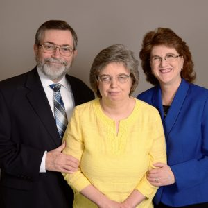 Daniel, Mark & Nelda