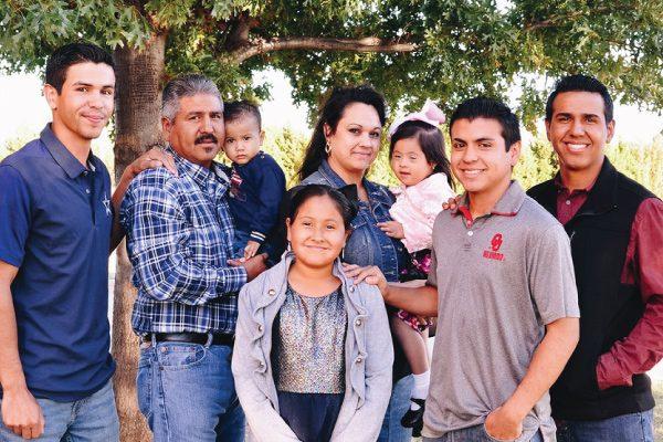 hispanic family of attenders of southwest church of christ